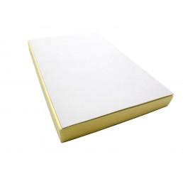 Nachfüll Buchblock XL - 190 Seiten - Handgeschöpftes Papier