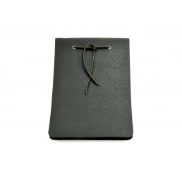 Lederbuch Buffalo Sketch Mocca - A6