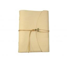 soft OX Classic Nature - Lederbuch - DIN A4 - 600 Seiten
