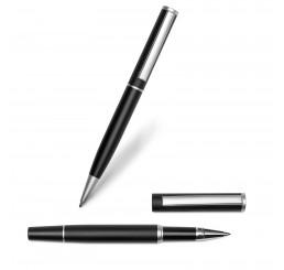 Schreib Set - Kugelschreiber & Tintenroller - Geschenk Box - Neva