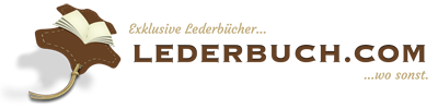 Lederbuch.com - Lederbücher online kaufen