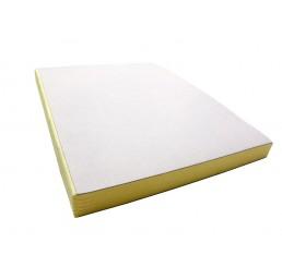 Nachfüll Buchblock XXL - 190 Seiten - Handgeschöpftes Papier