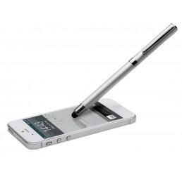 Kugelschreiber Silbergrau - Smart II